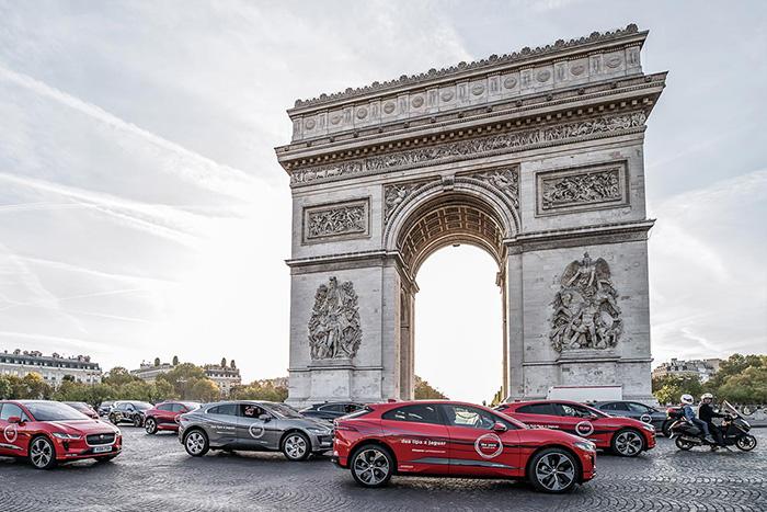 Concessions Arc de Triomphe Auto Paris