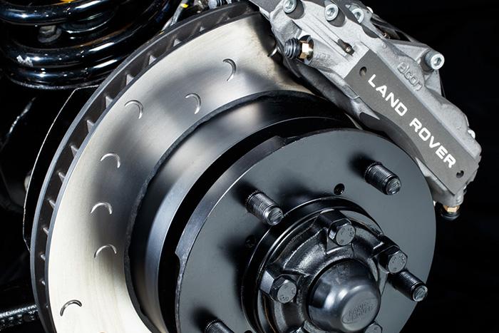 Paris │ Ateliers de réparation et pièces détachées Land Rover, Jaguar, Fiat